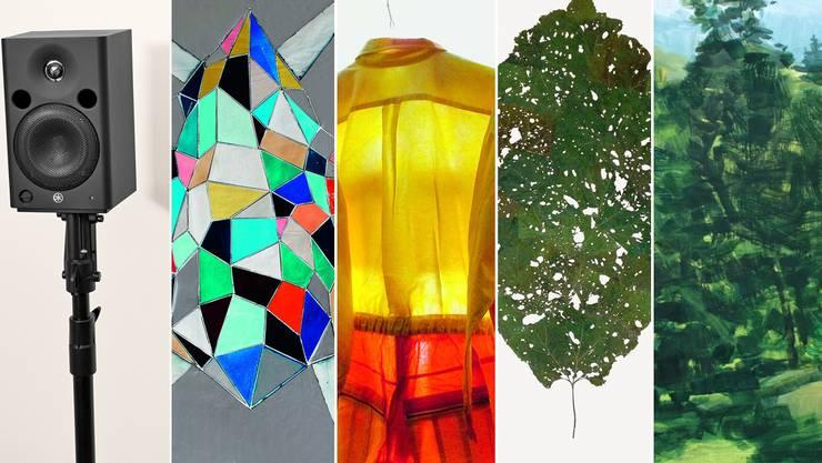 Auswahl 15: Das Aargauer Kunsthaus bietet an der Jahresend-Ausstellung wiederum einheimischen Künstlern eine Plattform.