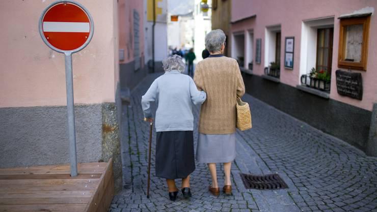 Der Nationalrat entscheidet diese Woche, welchen Weg er für die Renten der Zukunft einschlagen wird