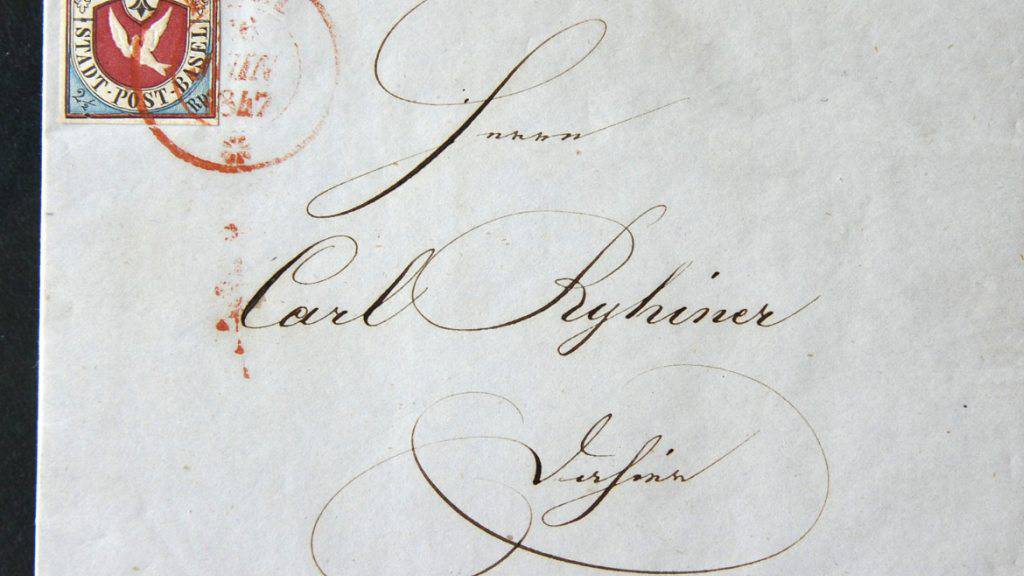 Das originale «Basler Dybli» von 1845 wird heute mit Preisen von über 100'000 Franken gehandelt.