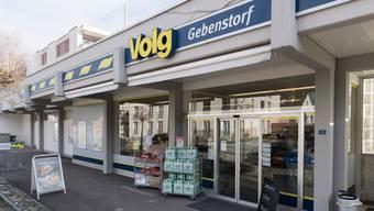 Der Tatort: die Volg-Filiale in Gebenstorf. (Archivbild)