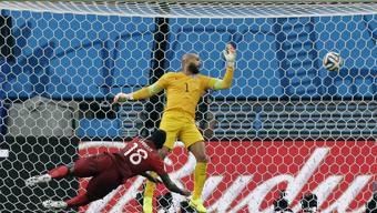 Portugal gegen USA: Die Bilder