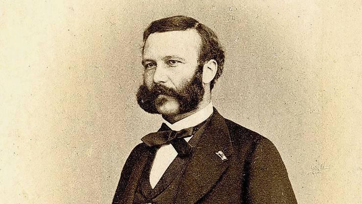 Henry Dunant (hier um 1880): Seine humanistischen Ideen haben die Welt verändert.