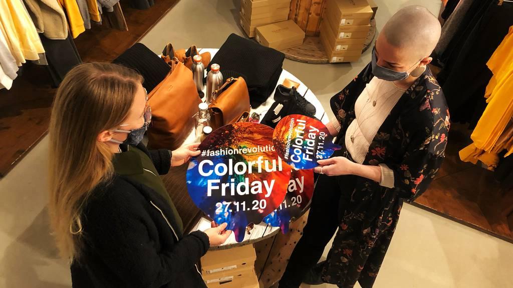 Luzerner Modegeschäfte setzen Zeichen gegen «Black Friday»