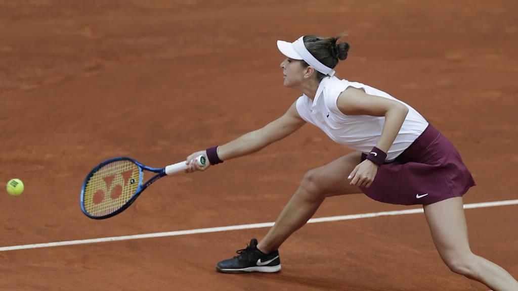 Belinda Bencic scheitert erneut an Paula Badosa