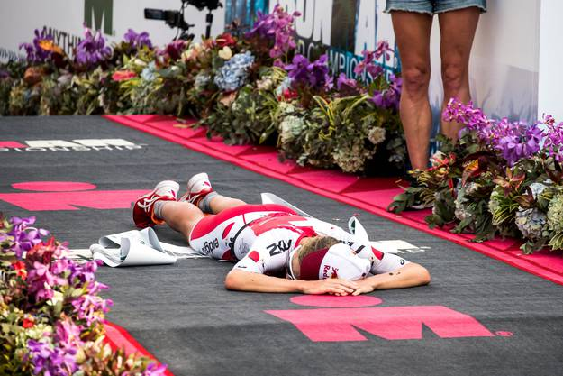Vier Mal in Folge gewann Ryf den Ironman Hawaii (Bild: Red Bull Content Pool).