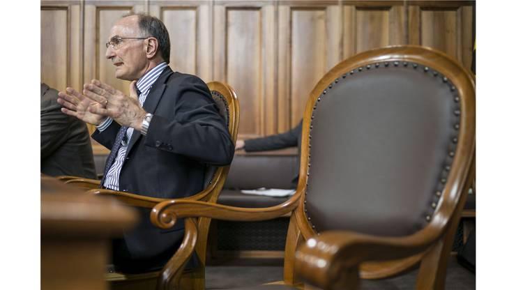 Und auch Felix Gutzwiller (FDP) stellt seinen Ständeratssitz zur Verfügung.key
