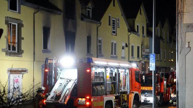 Das Feuer wurde laut der Staatsanwaltschaft nicht durch einen technischen Defekt verursacht (Archiv)