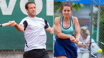 Finalspiele der Aargauer Tennis-Meisterschaften