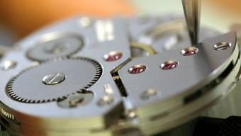 Die Uhrmacher haben viel zu tun.Felix Gerber