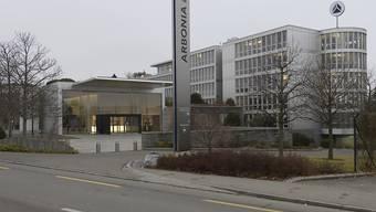 Blick auf den Hauptsitz der Arbonia (Archivbild).