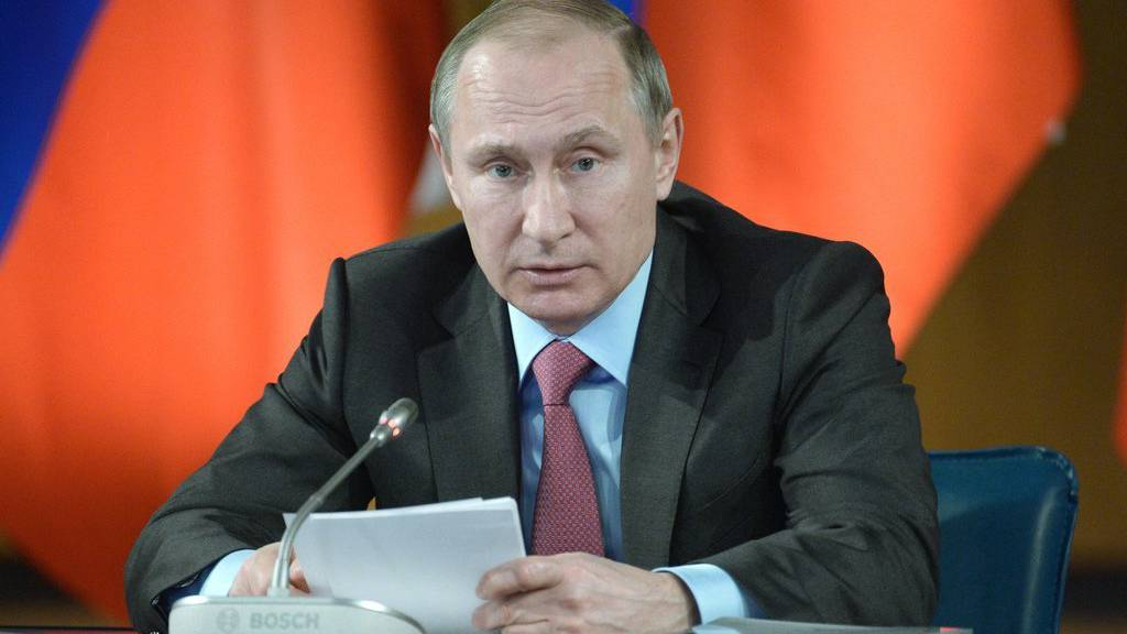 Der russische Präsident Wladimir Putin zieht seine Truppen aus Syrien ab.