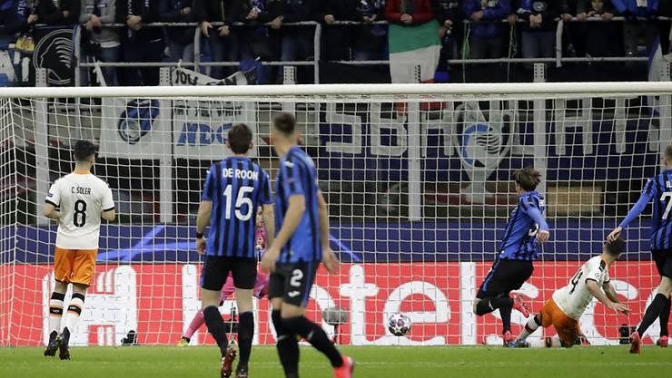 Im San Siro wird es am Donnerstag beim Europa-League-Rückspiel zwischen Inter und Rasgrad keine Fans geben