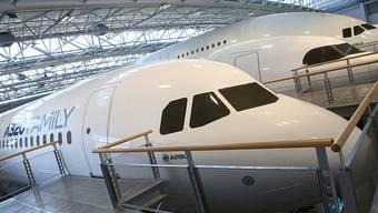 Der Flugzeugbauer Airbus erhält aus Indien einen der grössten Aufträge seiner Geschichte. (Archivbild)