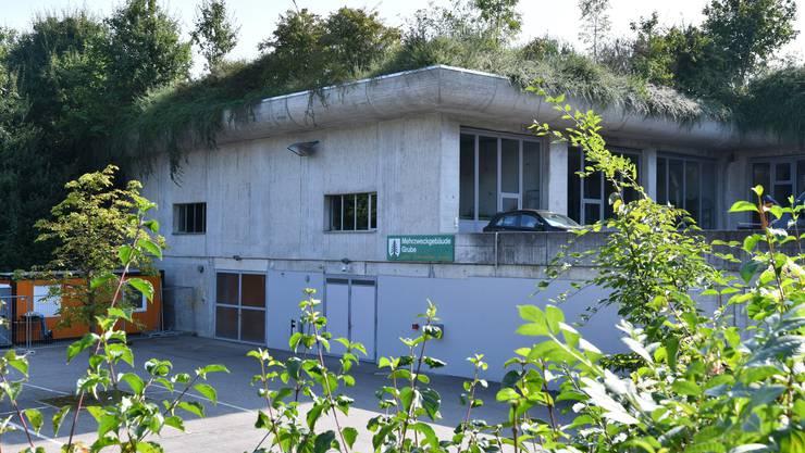 Die Zivilschutzanlage Täli bleibt als Reserveunterkunft für Asylsuchende offen.
