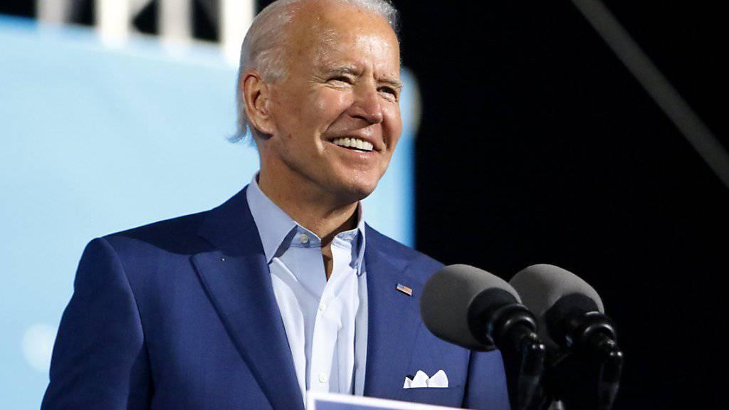 Der demokratische Präsidentschaftskandidat Joe Biden will im Falle seines Wahlsieges Hunderte Familien zusammenzuführen, die an der Grenze zwischen den USA und Mexiko getrennt wurden.