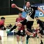Da war die Handballwelt noch in Ordnung: Der RTV im Januar gegen den HSC Suhr Aarau.