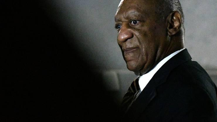 Nach dem Prozess ist vor dem Prozess: Der amerikanische Entertainer Bill Cosby muss im November erneut wegen sexueller Nötigung vor Gericht. (Archivbild)