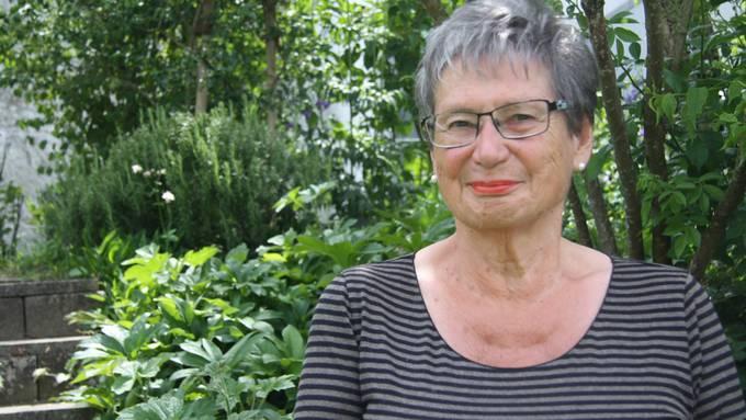 """Katharina Arni schreibt seit 48 Jahren für die """"Solothurner Zeitung""""."""