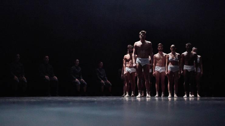 Ballett Theater Basel, hier allerdings nicht mit den neuen Stücken.