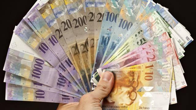 Keine grösseren Korruptionsfälle in der Schweiz aufgedeckt (Symbolbild)