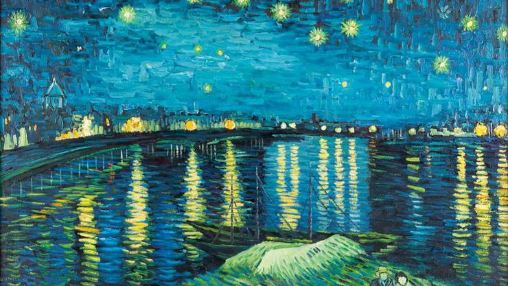 Kunstauktion Bild van Gogh