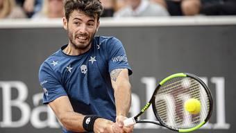 Der Argentinier Juan Ignacio Londero (ATP 55) ist in Cincinnati der erste Gegner von Roger Federer