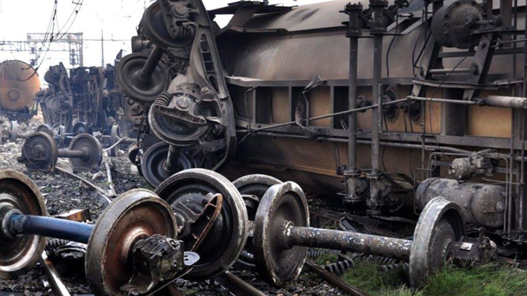 In Viareggio kamen 32 Menschen ums Leben, als ein Güterzug entgleiste und ein mit Flüssiggas gefüllter Waggon explodierte. (Archiv)