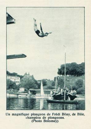 Einige Bilder, die es auch im Buch «1919» zu sehen gibt.