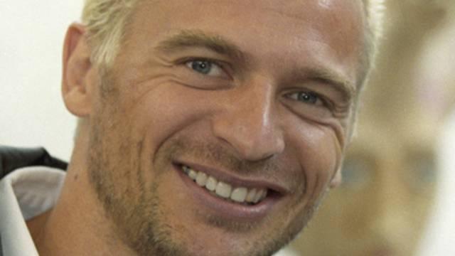 Seiltänzer David Dimitri ist wieder glücklich verliebt - in eine Italienerin (Archiv)