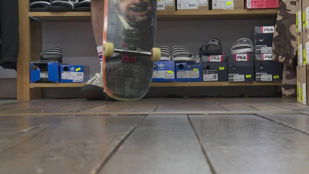 Skaten: Auftakt in Tokio spaltet Ostschweizer Szene