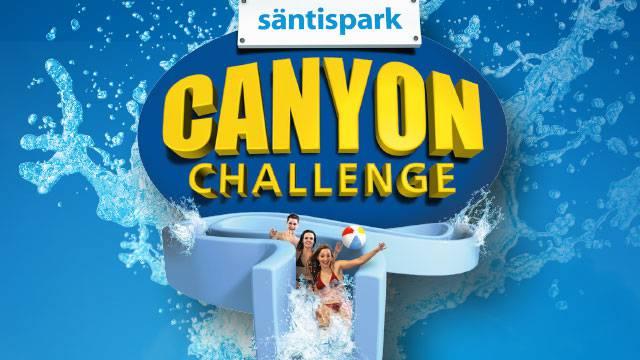 Canyon Challenge Teil 3