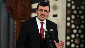 Tunesiens Premier Ali Larayedh