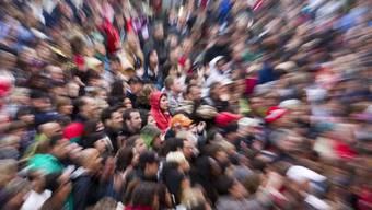 Über die Hälfte der Schweizer Bevölkerung zählt zum Mittelstand