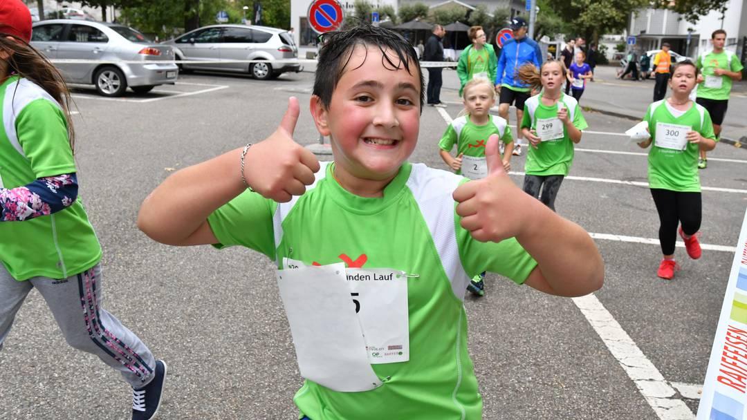 Impressionen vom 29. 2-Stunden Lauf in Olten