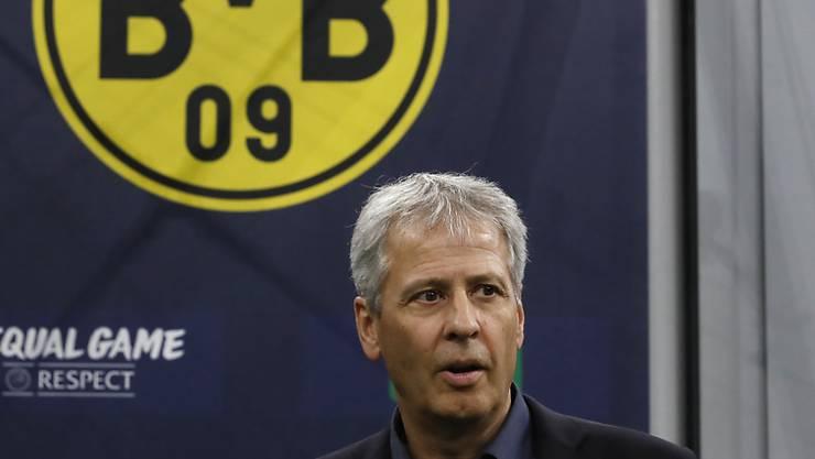 Wie lange noch? Deutsche Medien spekulieren über eine baldige Absetzung von BVB-Coach Lucien Favre