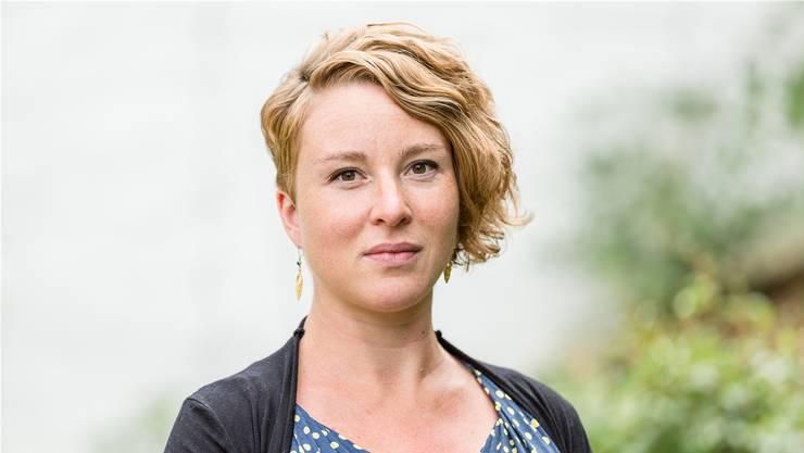 Berufsangaben: Irène Kälin bezeichnet sich als Mutter und Nationalrätin