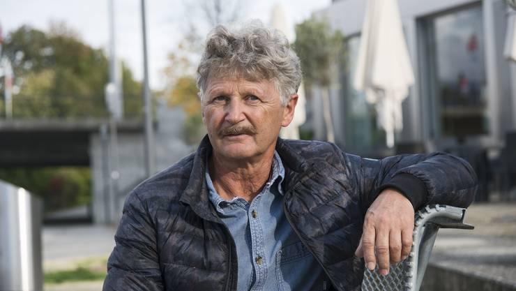 Michael Steiner, Präsident des kantonalen Turn- und Sportlehrervereins