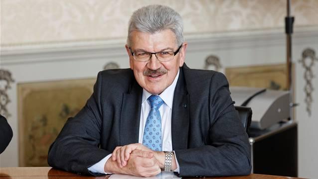 Finanzdirektor Roland Brogli.