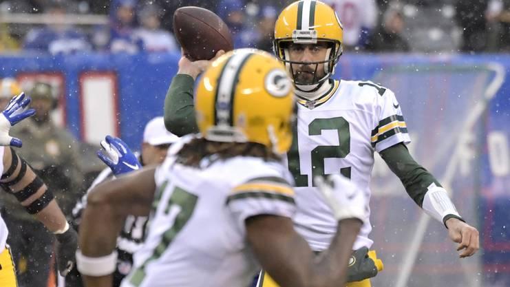 Wie weit geht die Reise für Aaron Rodgers und seine Packers in dieser Saison?