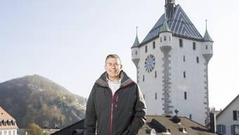 Drei Fragen an Markus Schneider, Badener Stadtammann-Kandidat.