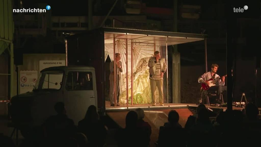 Theater: «Bartloser» Tell tourt durch Uri