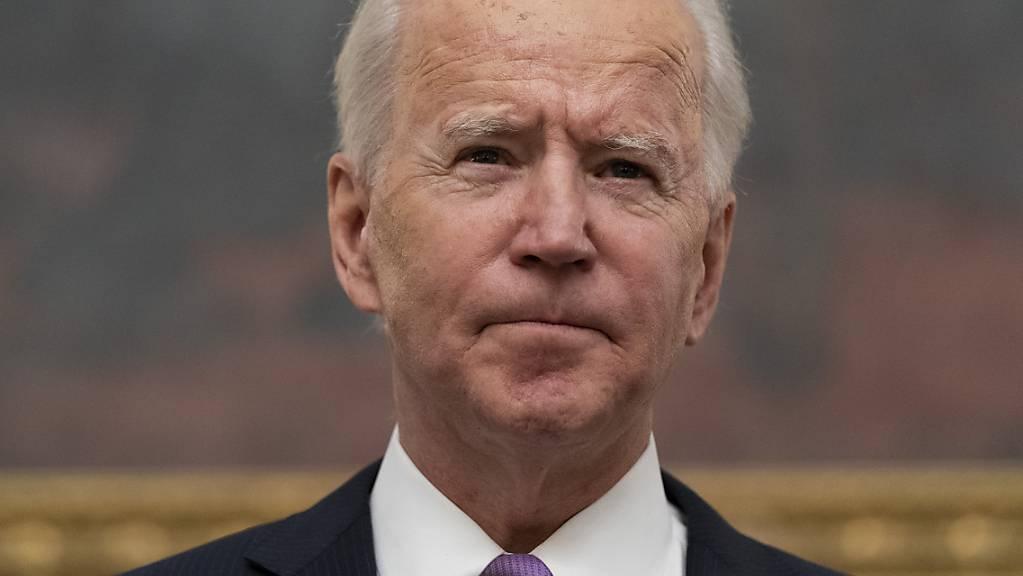 Joe Biden, neuer Präsident der USA.