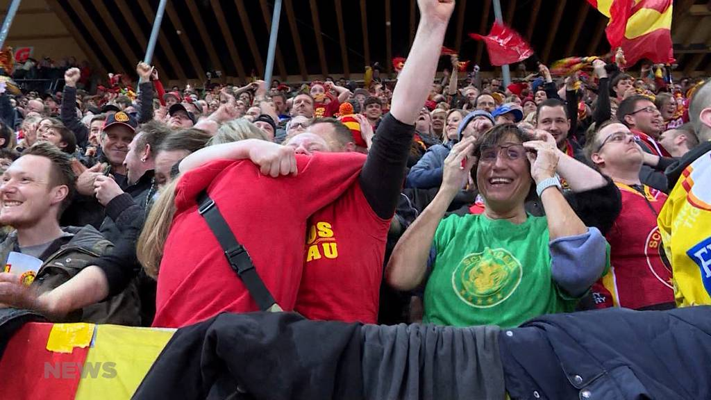 Tigers-Fans sammeln 30'000 Franken innert 24 Stunden