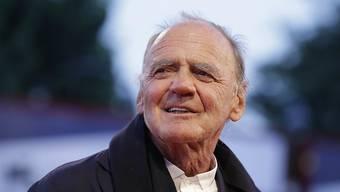 Schauspieler Bruno Ganz.