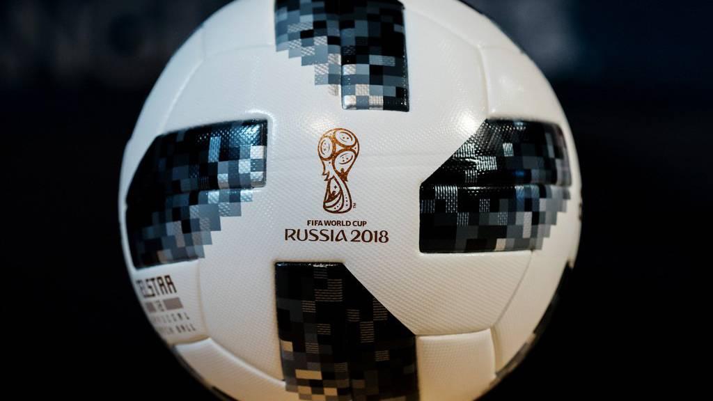 Der WM-Ball in der St.Galler Folterkammer