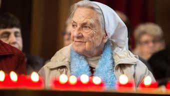 Einige Stationen im Leben von Schwester Sara Martina