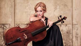 Die argentinische Cellistin Sol Gabetta ist kürzlich Mutter geworden und reduziert deshalb die Anzahl ihrer Konzerte von 150 auf 130 jährlich. (Archiv