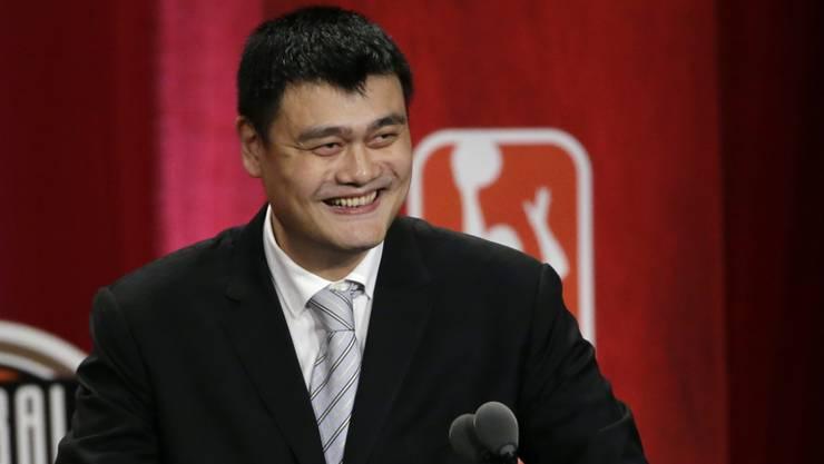 """Yao Ming wird """"Mars-Botschafter"""""""