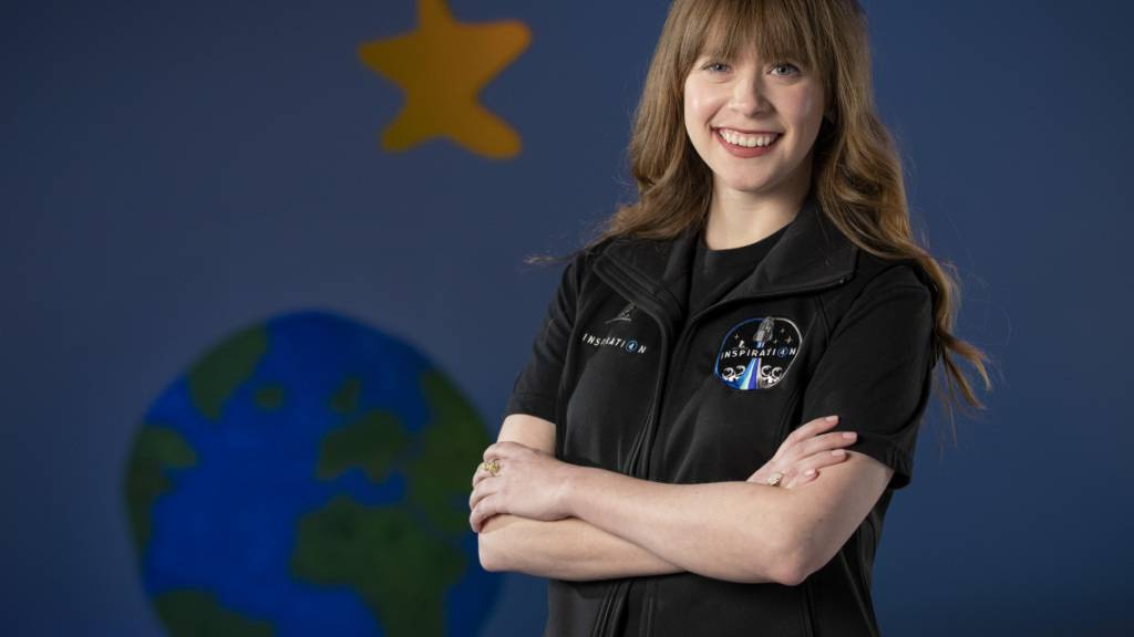 29-jährige US-Arzthelferin soll in den Weltraum fliegen