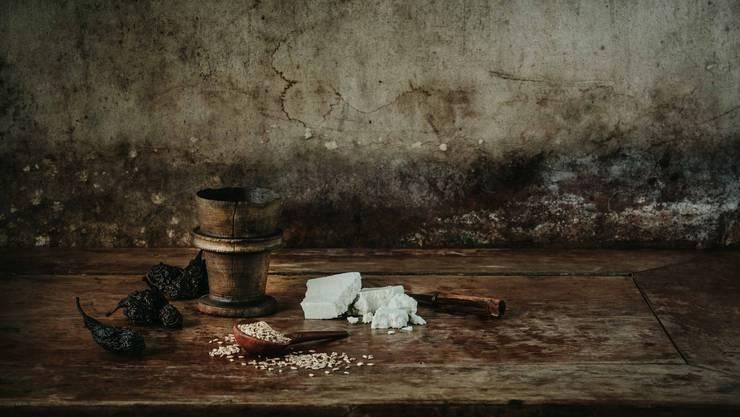Die einfacheren Leute im 15. und 16 Jahrhundert mussten sich mit wenig zufrieden geben. Auf dem Speiseplan standen beispielsweise Hafer, Ziger und Dörrbirnen.